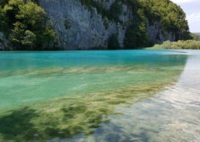 Végtelenbe úszó kékség