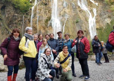Képgaléria a Plitvicei-tavakról