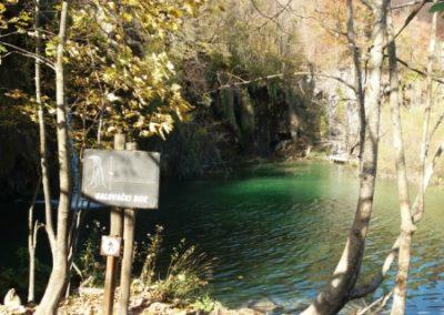 A Galovacki-tó őszi színei